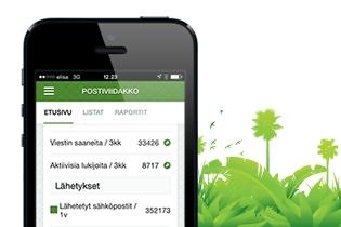 Koodiviidakko julkistaa markkinoinnin ja viestinnän palvelut yhdistävän LianaMobile-mobiilisovelluksen