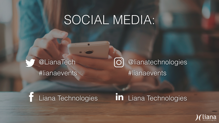 Liana Technologies Presentation