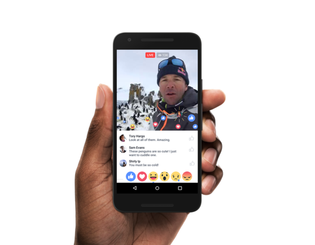 Broadcast your events with this feature of Facebook