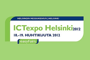 Koodiviidakko mukana ICTExpo 2012 -tapahtumassa Helsingin Messukeskuksessa 18.-19. huhtikuuta
